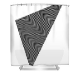 Wobbly  Shower Curtain