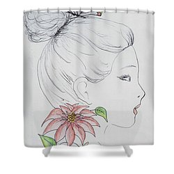 Woman Design - 2016 Shower Curtain
