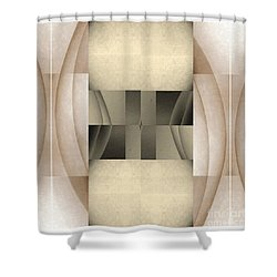 Woman Image Seven Shower Curtain