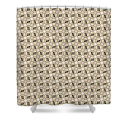 Woman Image Ten Shower Curtain