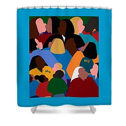 Women Of Impact And Influence Shower Curtain