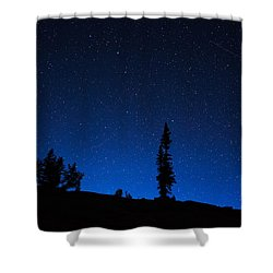 Shower Curtain featuring the photograph Wonder In Wyoming by Serge Skiba