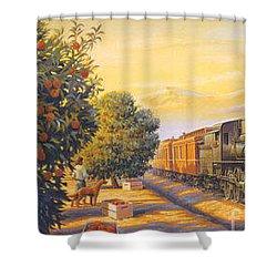 Wonderful California Shower Curtain