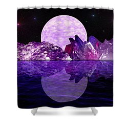Shower Curtain featuring the photograph Wonderland by Bernd Hau