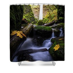 Wonderland In The Gorge Shower Curtain