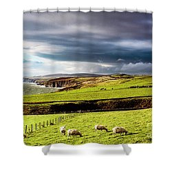 Shower Curtain featuring the photograph Wonders Of Thrumster by Anthony Baatz