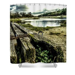 Woodside Shower Curtain