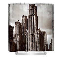 Woolworh Building 2008. Shower Curtain