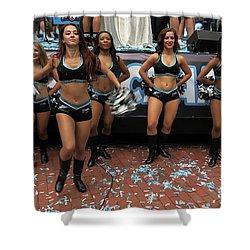 World Champions Soul Philadelphia Shower Curtain by Dorin Adrian Berbier