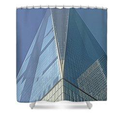 World Trade Center 2016 Shower Curtain