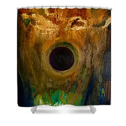 Worn And Beautiful  Shower Curtain by Scott French