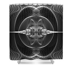Woven Shower Curtain