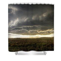 Wray Colorado Tornado 021 Shower Curtain