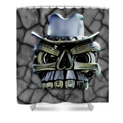 Wrenches Shower Curtain