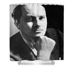 Writer Thomas Wolfe Shower Curtain