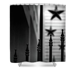 Wrought Shower Curtain