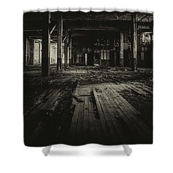 Ws 1 Shower Curtain