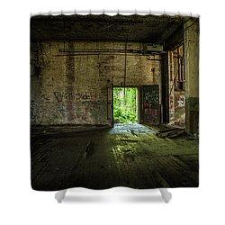 Ws 2 Shower Curtain