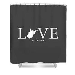 Wv Love Shower Curtain