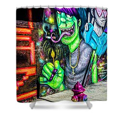 Wynwood Series 24 Shower Curtain