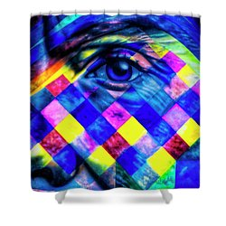 Wynwood Series 2017-03 Shower Curtain