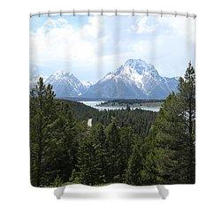 Wyoming 6490 Shower Curtain
