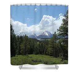 Wyoming 6500 Shower Curtain