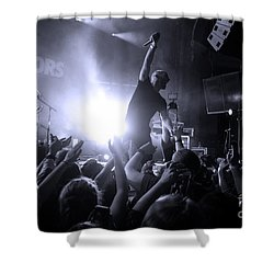 X Ambassadors Sam Harris Shower Curtain
