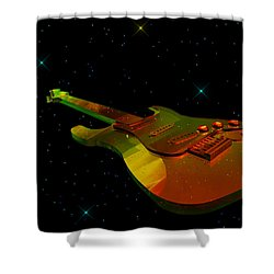 X9 Shower Curtain by Mark Blauhoefer