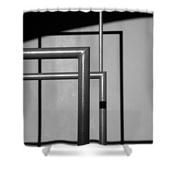 Xadrez 2004 1 Of 1 Shower Curtain
