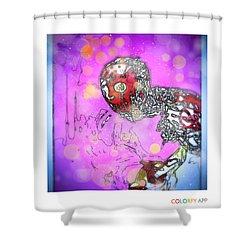 Xmas Jason Shower Curtain