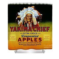 Yakima Chief Apples Painting By Peter Gumaer Ogden