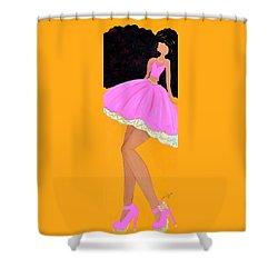 Yasss Shower Curtain