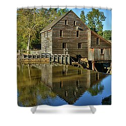 Yates Mill Shower Curtain