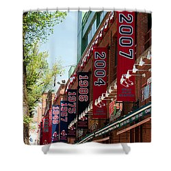 Yawkee Way Shower Curtain