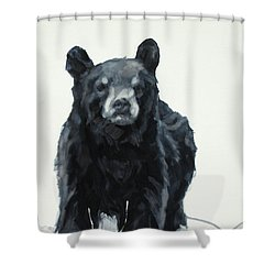Yearling Shower Curtain