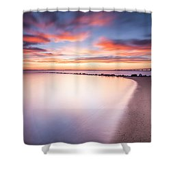 Shower Curtain featuring the photograph Yearning For More by Edward Kreis