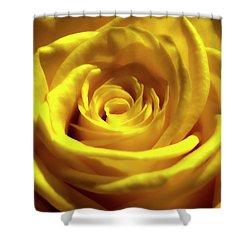 Yellow Dream 2 Shower Curtain