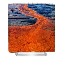 Yellowstone 1 Shower Curtain