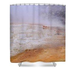 Yellowstone Magic Shower Curtain