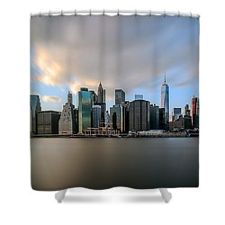 Shower Curtain featuring the photograph Yet Again  by Anthony Fields