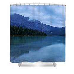 Shower Curtain featuring the photograph Yoho by Chad Dutson