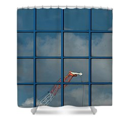 Yorkshire Windows 14 Shower Curtain