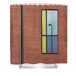 Yorkshire Windows 4 Shower Curtain