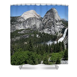 Yosemite View 30 Shower Curtain