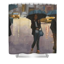 You And I And The Rain Shower Curtain