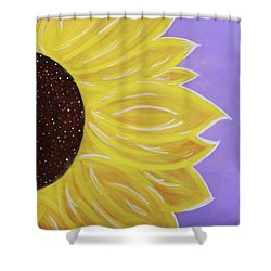 You Are My Sunshine Shower Curtain by Cyrionna The Cyerial Artist