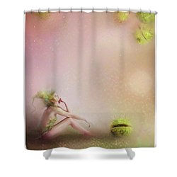 You Have To Be Fairy Patient Shower Curtain