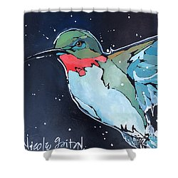 You Have To Have Heart Shower Curtain