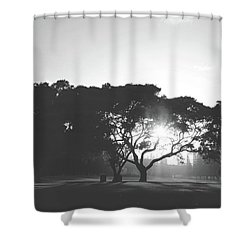 You Inspire Shower Curtain